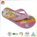 venda quente da alta qualidade baratos personalizados mulheres sandálias bonito flip flop