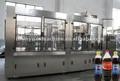 bebidas carbonatadas línea de producción