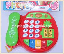 Phone Musical toy baby organ,Toys organ