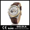 Top marque de sport pour hommes montres automatiques suisse, scn-ga8001p