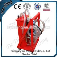 Car oil / diesel oil / gasoline filling and filter machine