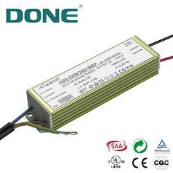 80w led power supplies 85-265V output 300mA 600mA,900mA, IP 67 waterproof LED driver power supply