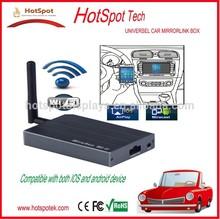 Hotspot Mirabox manufacturer, car screen plays as cell phones,pioneer touch screen car dvd player