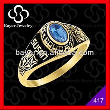 Deep engraved for custom ring stainless steel
