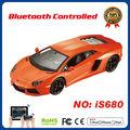 Hottest vente bluetooth de contrôle licence lamborghini 1 5 échelle rc voitures