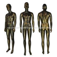 Look métallique Mannequin / modèle métal