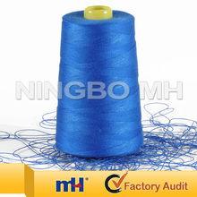 Crochet thread elastic
