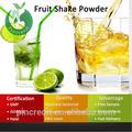 Jus de fruits en poudre/poudre de fruits/secouer la poudre de fruits