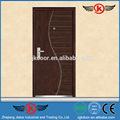 Jk-a9018 armatura a piastre porta d'ingresso in legno usato albergo