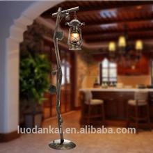Large modern design vintage floor lamp