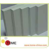 Closed cell PVC foam core board in china