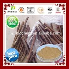 Factory supply 100% Natural Licorice root Extract Glycyrrhizic acid 98%