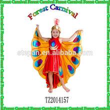 TZ-2014157 peacock Sexy dance costume