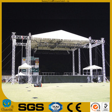 ourtdoor stage roof truss