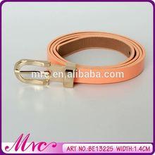 Best Selling Decorative Cute Design Pu Leather For Belt