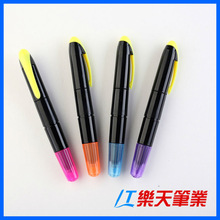 LT-Y591 New highlight pen with 2 colors