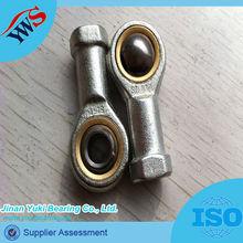 SI25ES SI30ES Zinc or nickel plated rose joint rod end bearings