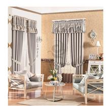 european style america popular luxury curtain design made to measure curtain fabrics