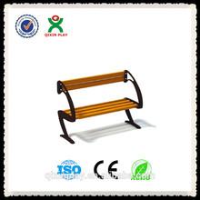 High quality teak garden bench uk / garden furniture wood bench for sale (QX-143F)