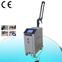 2014 Latest technology tattoo removal q switched nd yag laser eye bag removal