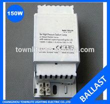 VS type metal halide ballast 150 watt