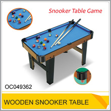Superior quality Mini portable pool table price Small snooker table game OC049362