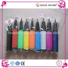 plastic balloon inflator
