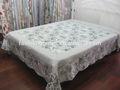 Acolchado de algodón edredones/cobijas/bouti/american tamaño de la hoja de cama conjunto