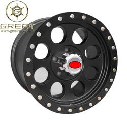 4x4 sport using alloy wheel rims 16inch, 16x8, 16x10, 16x12