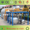 henan dinter best selling in South Africa pyrolysis plastic to oil machine with best quality