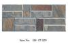 HS-ZT029 foshan factory villa decorate irregular shape floor tiles