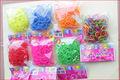 De la burbuja de la perla telar de cuentas x bandas de goma 500 niños pulsera artesanal bandas.