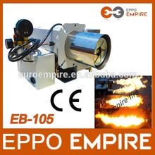 2014 New type CE approved oil burner/waste oil burner/unique oil burners