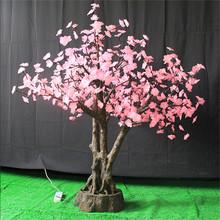 Shengjia SJ-PJS-A021 LED Bonsai TREE light hawaiian leis & flowers