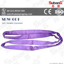 professional rigging manufacturer subang brand lifting sling webbing sling belt manufacturers usa