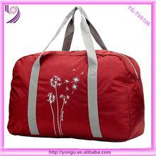 Hot Sell Fashion fancy travel duffel bag