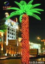 decorative lighted christmas light moon and ball