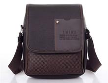 Wholesale new design shoulder bag for men's leather cross body bag