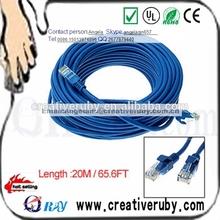 different color 1m 2m 5m 10m cat 5e patch cable patch cord