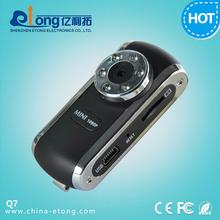 2m IR Night Vision Mini Clip Full HD Video Survellance Hidden Camera