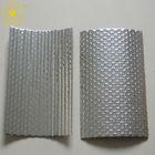 Heat insulating material of air bubble aluminum film