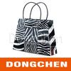 Whole sale custom paper apparel packaging bag,shopping bag