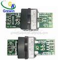 Ee13 1200va profil bas transformateur planar pour haute- fréquence chargeurs de batterie