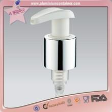 zinc alloy shampoo bottle pumps