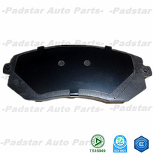 Japanese auto spare parts genuine toyota brake pads parts for sale in Japan