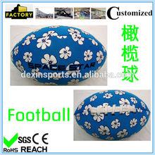 High quality fashion custom world cup neoprene soccer ball & foot ball