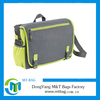 Fashion Customized Shoulder Bag 2-Tone Computer Messenger Bag