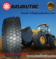 China melhor marca rasakutire pneu radial tecnologia janpan 2650-25 2650r25 triângulo pneus otr