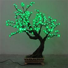 Shengjia QTY Of LEDs 216PCS LED Bonsai TREE butterfly in flower merchandise firm