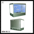 18.5 inch transparent screen advertising player machine lcd tablet android 7 hdd media player rohs pc android